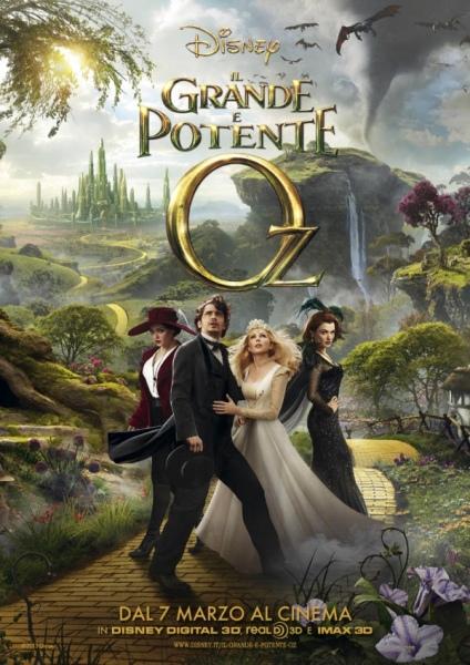 Il regno di Oz sbarca in Comune